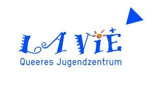 La Vie Logo mit Subline 4c.indd